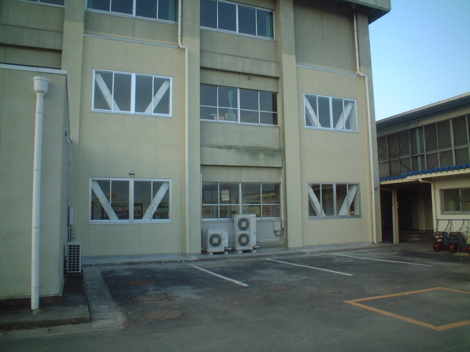 学校耐震工事